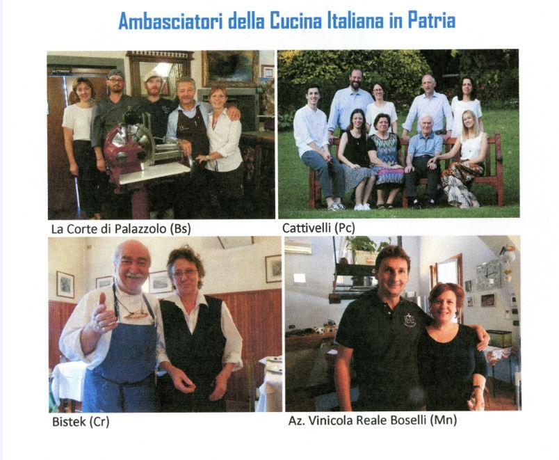 Il Bontà ambasciatori cucina italiana 3