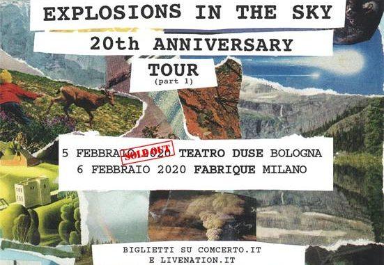 20th anniversary tour