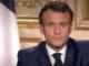 Macron, l'annuncio ai Francesi