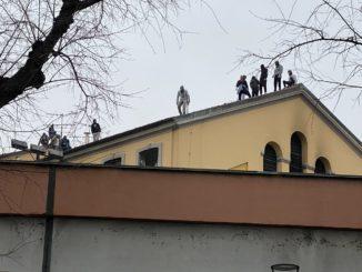 Rivolta Carcere San Vittore