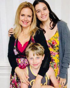Kelly Preston e figli