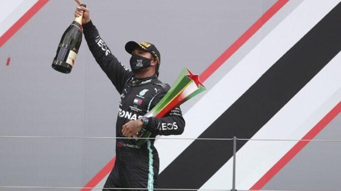 Hamilton Formula1