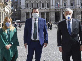 Meloni, Salvini, Tajani