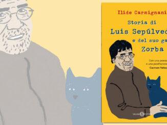 Cover del libro Storia di Luis Sepùlveda e del suo gatto Zorba