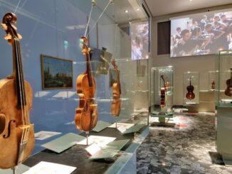 mostra i violini