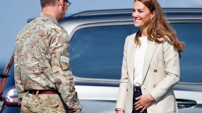 Kate Middleton è incinta